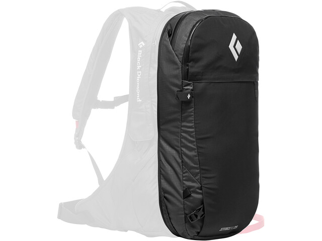 Black Diamond JetForce Pro Booster Plecak 25l, black